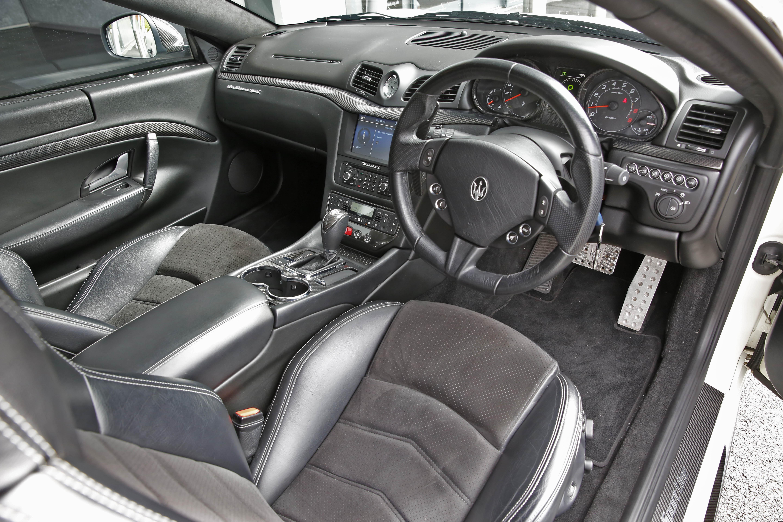 Maserati gran turismo sport sports car hire - Turismo interior ...