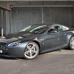 Aston Martin Vantage for hire