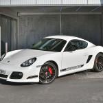 Porsche Cayman R for hire