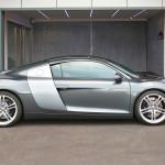 Audi R8 V8 for hire
