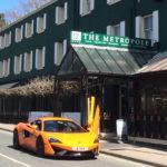 McLaren 570S at Metropole Hotel, Sportscarhire